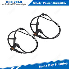 2PCS Front ABS Wheel Speed Sensor For 07-13 Mercedes-Benz CL/S600 63 AMG 65 AMG
