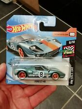 Hot wheels FORD GT-40 Super Treasure Hunt short card