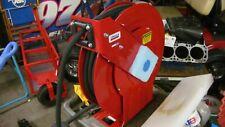 LINCOLN 94300 Spring Return Hose Reel Assembly With 2000 PSI Hose Shop Equipment