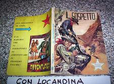 PICCOLO RANGER N.43 ORIGINALE 1°EDIZIONE CON POSTER TEX BUONO ARALDO