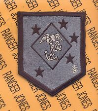 USMC MSOR Marine Special Operations Regiment OEF patch