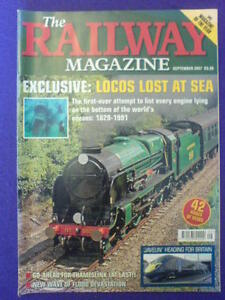 THE RAILWAY - LOST AT SEA - Sept 2007 v153 #1277