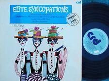 Philip Gammon~Original UK LP Elite syncopations NM 1976 Scott Joplin Rag time
