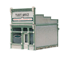 Woodland Scenics - Scenic Details - Ticket Office HO Scale Kit D222