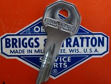 BRIGGS & STRATTON H1098DB Groove #3 Octagon KEY BLANK JEEP INTERNATIONAL to '75
