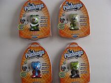 NEW Lot of 4 UB Funkeys - Sprout, Xener, Vroom & Boggle