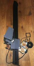 "Omega B66 Lamphouse Adjustable 47"" High Photo Enlarger W/ Lens"