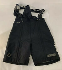 Spyder Training Thinsulate Ski bib shorts snow kids Size 14
