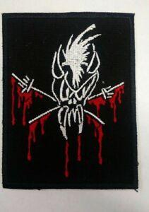 Metallica Embroidered Patch IRON/SEW ON SCARY GUY USA SELLER Thrash Metal Slayer
