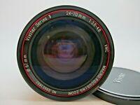Nikon Vivitar 24-70mm f/3.8-4.8 Macro Zoom Lens for Nikon AIS cameras