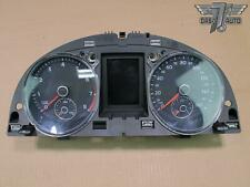 11-12 VW PASSAT CC SPEEDOMETER INSTRUMENT CLUSTER GAUGES PANEL 3C8920970Q OEM