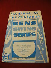 Partition Pachanga Aé Gomez The Charanga Marco Rizo