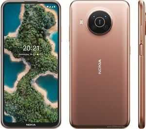 """Nokia X20 Dual SIM 128GB 6.67"""" Midnight Sun 64MP Android with Playstore CN SHIP"""