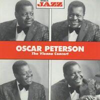 Oscar Peterson The Vienna Concert Philology W 34.2 Musica Jazz [CD]