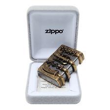 Zippo ORIENTAL ARMS BK Made in USA / South Korea Version /GENUINE