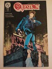 Question (1987) #27 - Very Fine/Near Mint