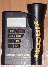 Zircon Sonic Measure DM S50 Measuring Device