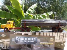 BERLIET TBH Camion Semi Remorque  Transport de Bois FARDIER 1/43 Neuf en Boite