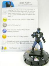 HeroClix Galactic Guardians - Iron Man