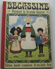 BECASSINE PENDENTE LA GRANDE GUERRE 1972 NUOVO PINCHON GAUTIER LANGUEREAU
