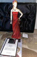 "ROYAL DOULTON PRETTY LADIES ""SOPHIE"" HN 5376 2010 in Box with Tags"