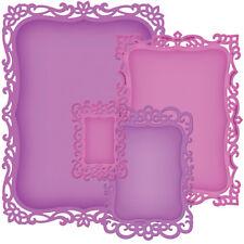 Spellbinders - Nestabilities/Decorative Elements - Decorative Labels Eight