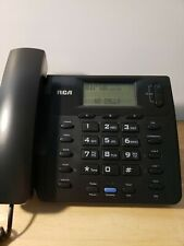 RCA 25201RE1-A 2-Line LCD Display Speaker Telephone