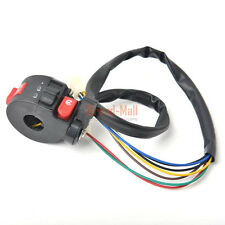 5+2pin KILL LIGHT STARTER CHOKE SWITCH ATV QUAD 90cc 110cc 125cc Chinese Tao Tao
