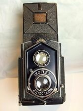 """Zeiss Ikoflex """"Coffee Can"""" 850/16 Version II TLR Camera."""