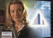 Veronica Mars Season 2 Lucy Lawless as Agent Morris PW11 Pieceworks Card