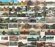 More details for killarney co. kerry ireland rare vintage postcards - many available.