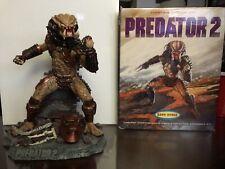 Rare Predator 2 Dark Horse Porcelain Statue