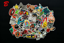 100pcs Bomb Graffiti Vinyl Sticker for Car Skate Skateboard Laptop Luggage Decal