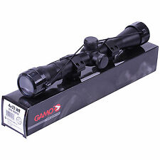 Gamo 4x32 Air Rifle Scope +11mm Dovetail Mount Telescopic Sight Hunting VE4X32WR