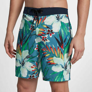 "Hurley Men's Phantom Garden 18"" Boardshorts"