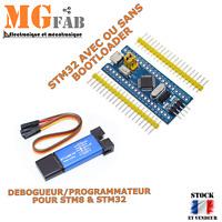 Module STM32F103C8T6 ARM STM32 32bits Cortex M3 72MHz | ST-LINK V2 MINI STM8