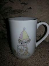 Precious Moments 1985 Clown Mug Collection