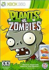 Plants vs. Zombies Microsoft Xbox 360 Game