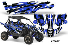 UTV Decal Graphic Kit Side By Side Wrap For Yamaha YXZ 1000R 2015-2018 ATTACK U