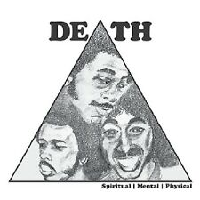 Death - Spiritual Mental Physical [New CD]