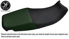Diseño 2 Negro Verde D Vinilo Personalizado Para Triumph Trophy 900 1200 96-03 Funda De Asiento
