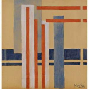 Frantisek Kupka Study Studie Poster Reproduction Paintings Giclee Canvas Print