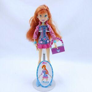 Mattel Winx Club 2006/2007 Denim Jeans Fashion Bloom Doll! NOOB