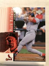 """Mark McGuire """"Chase For 62"""" Series Upper Deck (Set of 30)"""
