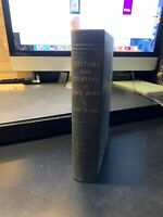 History And Destiny Of The Jews Josef Kastein 1935 RARE
