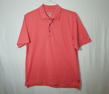 IZOD XTreme Function Golf Short Sleeve Polo Shirt Size MEDIUM M Mens Clothing