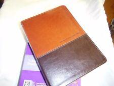 Life Application Study Bible NKJV, Tutone (2012, Imitation Leather)BROWN/TAN
