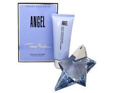 ANGEL Thierry Mugler 1.7 EDP Womens Perfume refillable stars+ 3.5 lotion SET NIB