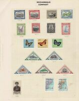 Mozambique Stamps Ref 15093