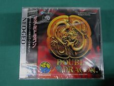 Neo Geo CD -- Double Dragon -- New & Sealed!! JAPAN GAME. SNK. 15131